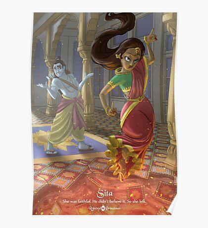 Sita - Rejected Princesses Poster