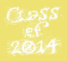 Class of 2014 One Piece - Short Sleeve