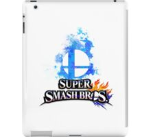 SSB4 iPad Case/Skin