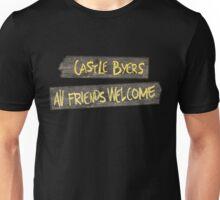 Castle Byers Unisex T-Shirt
