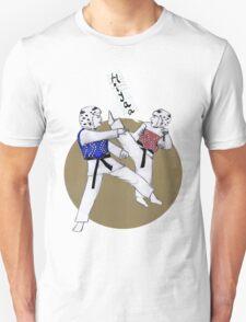Taekwondo Martial Art Unisex T-Shirt