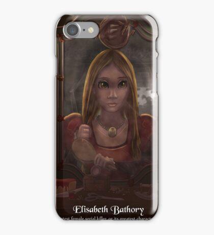 Elisabeth Bathory - Rejected Princesses iPhone Case/Skin