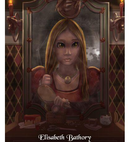 Elisabeth Bathory - Rejected Princesses Sticker