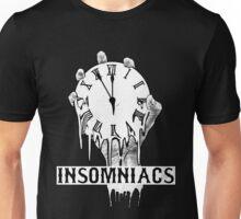 Insomniacs Melting Time Unisex T-Shirt