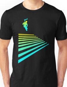 Stair riders Unisex T-Shirt