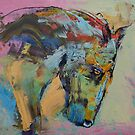 Horse Study by Michael Creese