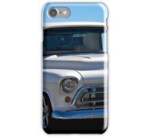 1956 Chevrolet Custom Pickup 5 iPhone Case/Skin
