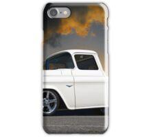 1956 Chevrolet Custom Pickup 4 iPhone Case/Skin