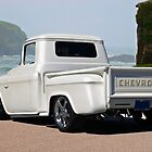 1956 Chevrolet Custom Pickup 3 by DaveKoontz