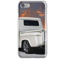 1956 Chevrolet Custom Pickup 2 iPhone Case/Skin