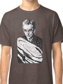 The Cosmic Doctor - Twelve  Classic T-Shirt