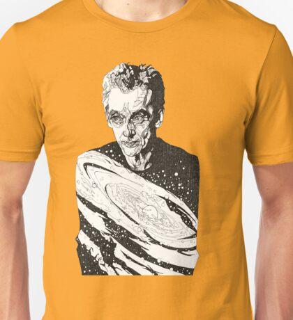 The Cosmic Doctor - Twelve  Unisex T-Shirt
