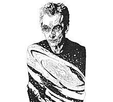 The Cosmic Doctor - Twelve  Photographic Print