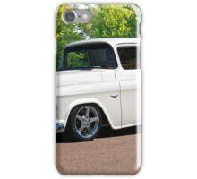 1956 Chevrolet Custom Pickup 1 iPhone Case/Skin