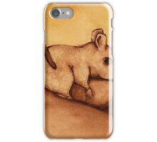 Mouse in Watercolor iPhone Case/Skin