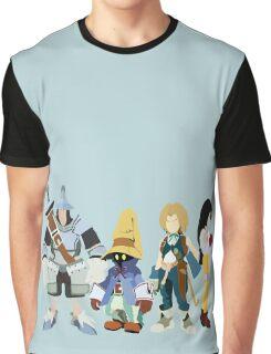 Final Fantasy IX Graphic T-Shirt