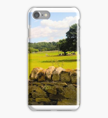 The Countryside iPhone Case/Skin