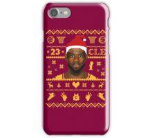 Lebron Sweater iPhone Case/Skin
