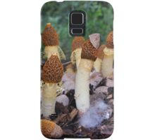 And Only One Wore His Hat Samsung Galaxy Case/Skin