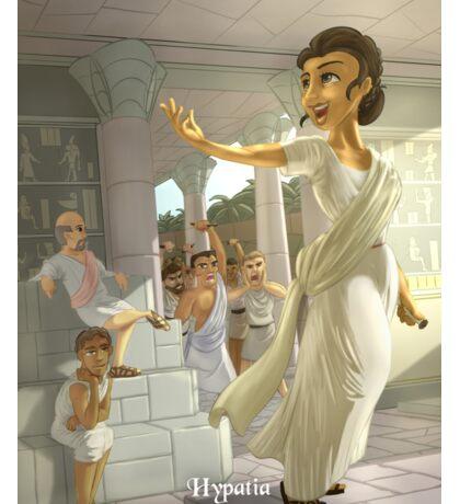 Hypatia - Rejected Princesses Sticker