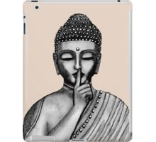 Shh ... do not disturb - Buddha - New iPad Case/Skin