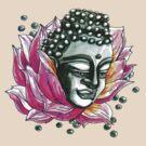 Lotus Buddha  by HiddenStash