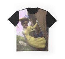 Ida B Wells - Rejected Princesses Graphic T-Shirt