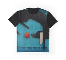EYE ON THE BALL Graphic T-Shirt