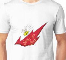 gotta go fast bee Unisex T-Shirt