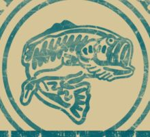 OREGON FISH FRY Sticker