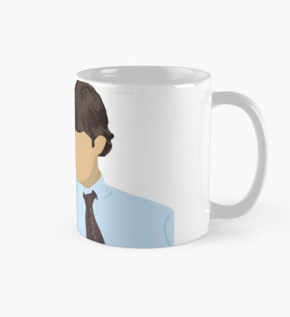 Custom - Pam to my Jim - - Blue Mug