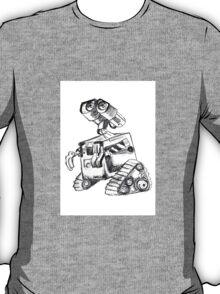 Wall-e...dreaming T-Shirt