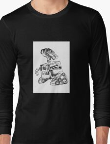 Wall-e...dreaming Long Sleeve T-Shirt