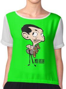 Mr Bean - Cartoon Chiffon Top