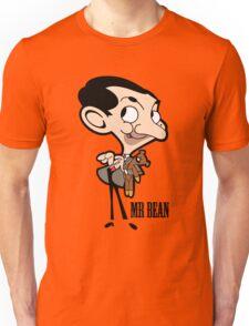 Mr Bean - Cartoon Unisex T-Shirt