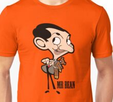 Mr Bean - Cartoon Unisex T-Shirt