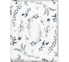 Plants Around iPad Case/Skin