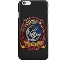 The Twelfth Doctor - Lords Of Time And Space iPhone Case/Skin