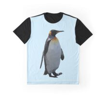Polygon Penguin Graphic T-Shirt