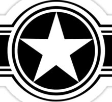 Star of 1977 Sticker
