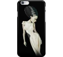 Bride of Frankenstein iPhone Case/Skin