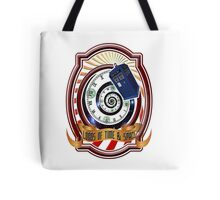 The Twelfth Doctor - Lords Of Time And Space Tote Bag
