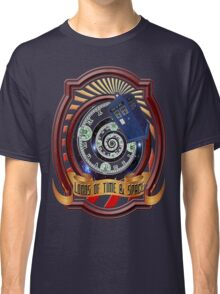 The Twelfth Doctor - Lords Of Time And Space Classic T-Shirt