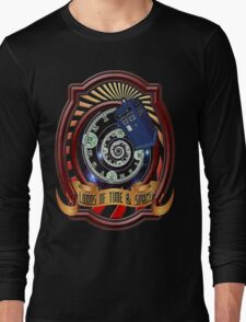 The Twelfth Doctor - Lords Of Time And Space Long Sleeve T-Shirt