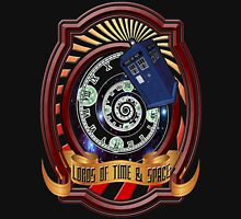 The Twelfth Doctor - Lords Of Time And Space T-Shirt