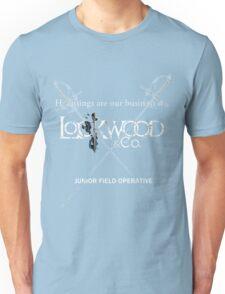 Junior Field Operative(Pt 1) Unisex T-Shirt
