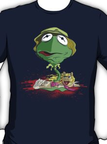 Kermit's Fear and Loathing  T-Shirt