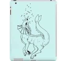 Piscean Pocket Monster iPad Case/Skin