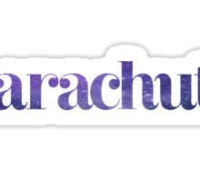 Parachute logo Sticker