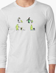 Un Natural Selection Long Sleeve T-Shirt